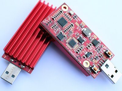 BPMC Red Fury USB Bitcoin Miner
